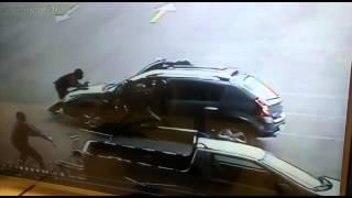 Bandidos tenham assalta carro-forte no Atacadão