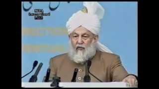 Concluding Address, Jalsa Salana 30 July 2000