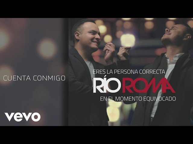CUENTA CONMIGO - Rio Roma