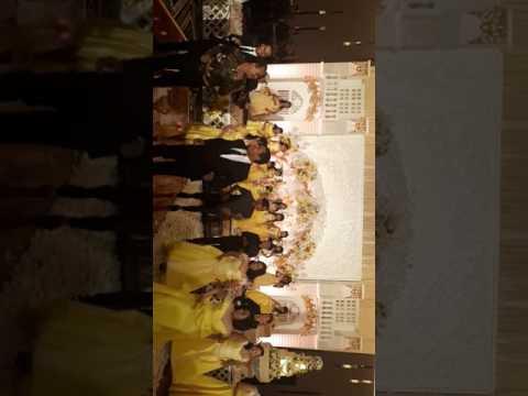 Goyang Maju Mundur Putar Kiri Kanan - FlashMob Wedding - Kupang NTT..