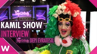 "Kamil Show ""Puerto Rico"" 