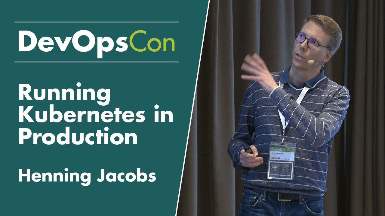 90396b7d Running Kubernetes in production: A million ways to crash your cluster -  JAXenter