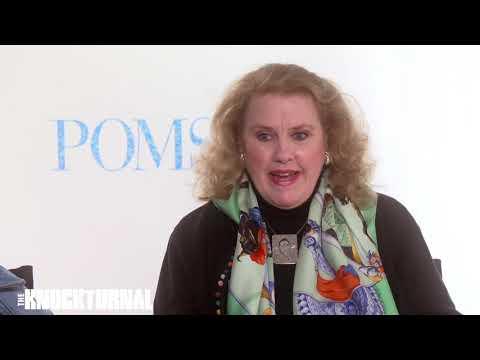 Diane Keaton, Alisha Boe, Zara Hayes, Jacki Weaver, Celia Weston, Rhea Perlman Talk 'Poms'