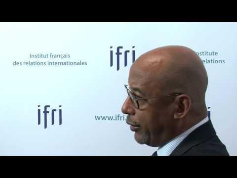 Industrialisation de l'Afrique : quelles perspectives ? Ibrahim Mayaki - NEPAD - Itw Ifri
