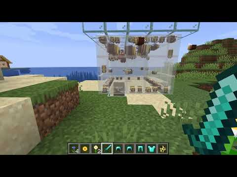 Mythpat VS EnderDragon in Minecraft