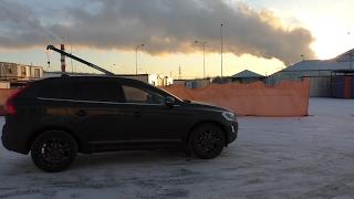 Городской тест-драйв Volvo XC60 (2015)