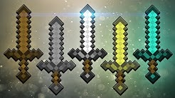 Everything You Need To Know About SWORDS In Minecraft!