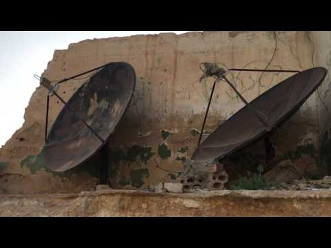 Arab world Satalite Dishes