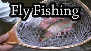 FLY FISHING in Pennsylvania 2018!