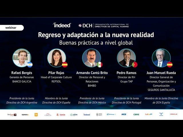 Regreso y adaptación a la nueva realidad: Buenas prácticas a nivel global