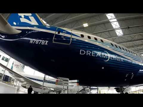The Museum of Flight Aircraft Tours