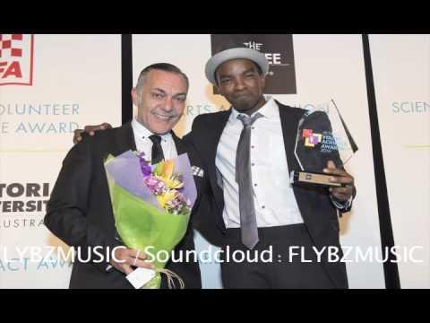Fablice (a.k.a) FLYBZ Interview on Ikigendajuru FM Radio Show, Burundi 2016