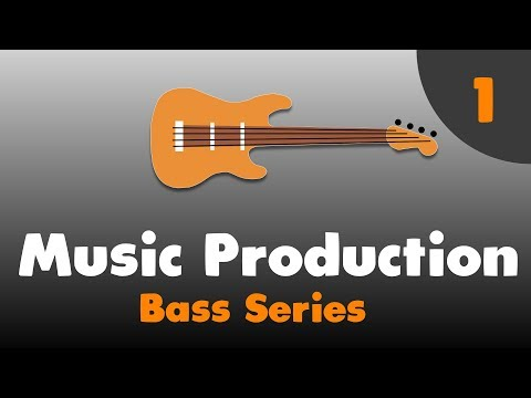 Music Production [Bass Series 1] - 5 Bassline Rules