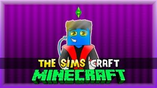 ModPack The Sims Craft AuthenticGames - Minecraft 1.7.10