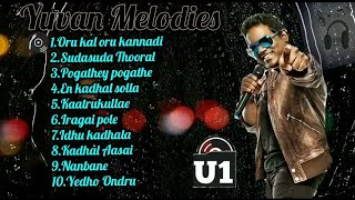 Yuvan shankar raja singing song Top 10,Melodies songs/Tamil juke box
