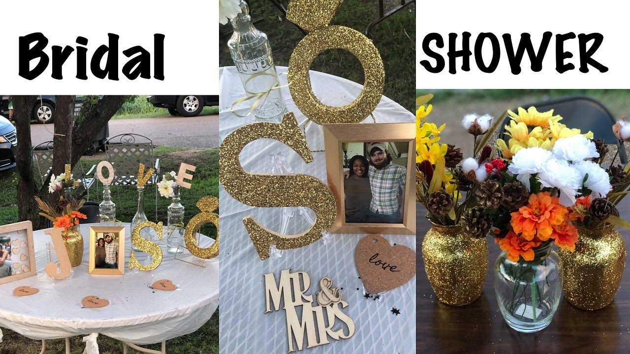 i hosted a bridal shower rustic theme games decor ideas shes getting married