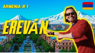 Este es el PRIMER PAÍS CRISTIANO dell mundo y su capital EREVÁN 🙏🏻  ARMENIA #1: 🇦🇲