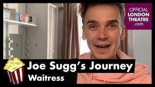 Joe Sugg's Journey to Waitress