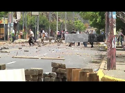 No Comment TV: Three killed in protests over Nicaraguan social security reform