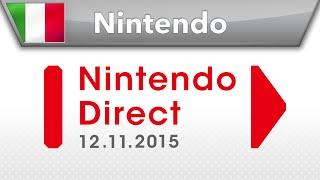 Presentazione Nintendo Direct - 12/11/2015