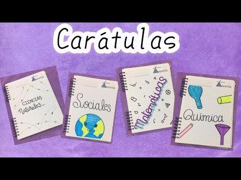 PORTADAS PARA TUS CUADERNOS ( PASO A PASO )из YouTube · Длительность: 12 мин9 с
