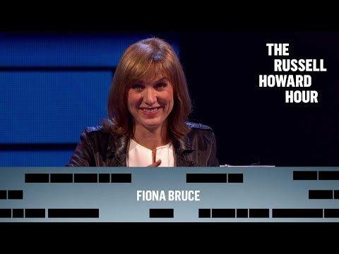 Fiona Bruce on superfans and sexism in the workplace