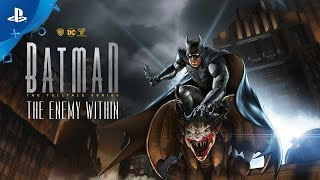 Batman: The Enemy Within - Launch Trailer | PS4
