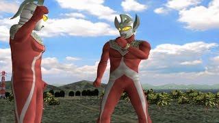 Video Ultraman Taro & Ultra Seven TAG Team Mode ★Play ウルトラマン FE3 download MP3, 3GP, MP4, WEBM, AVI, FLV Maret 2018