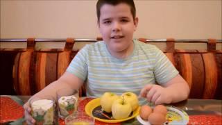 Готовим вкусный яблочный пирог (шарлотка) в мультиварке. Быстрый и простой рецепт.