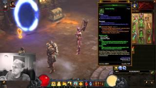 Diablo 3: GR58+ Dual Wield Dash Monk (2.2 | Season 3)