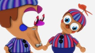 Download FNAF Try Not To Laugh Challenge (Funniest FNAF Animations) Mp3 and Videos