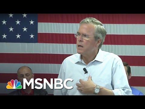GOP Candidates Respond To Democratic Debate | MSNBC