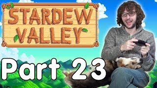 Stardew Valley - Dance Of The Moonlight Jellies - Part 23