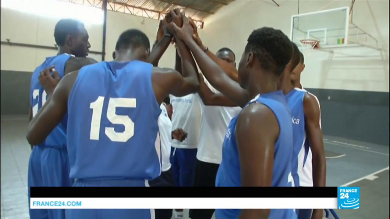 La NBA inaugure son 1er centre de formation en Afrique - SÉNÉGAL