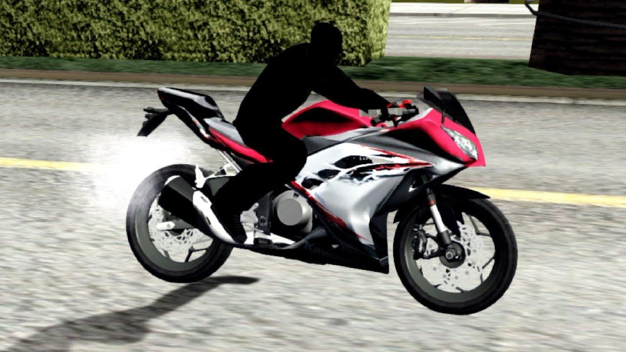 Kawasaki Ninja Fi New Cars Vehicles In Gta San Andreas