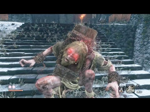 Sekiro Shadows Die Twice – Ashina Elite – Jinsuke Saze Boss Fight (Boss #)
