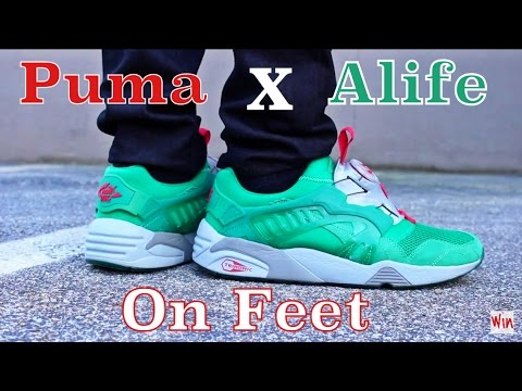 Styled   Profiled - Puma X Alife - Disc   Blaze of Glory - YouTube 0d0d5bfec54c