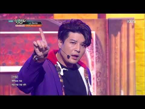 뮤직뱅크 Music Bank  Lo Siento  슈퍼주니어Feat KARD Lo Siento  SUPER JUNIORFeat KARD20180413