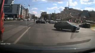 Стрельба в центре Екатеринбурга