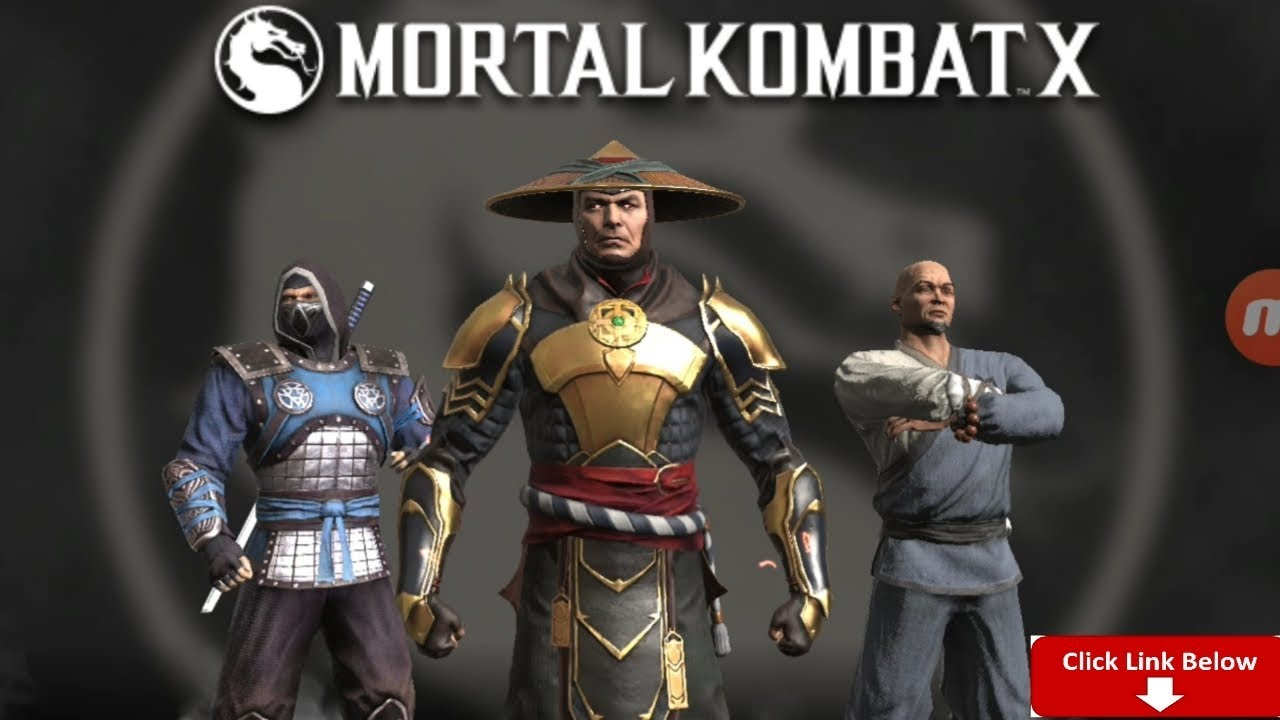 Mortal Kombat X: High Relasitic Graphics Game For Android [ APK+OBB ]