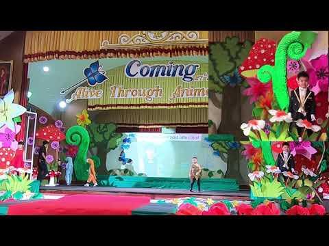 Tarzan and Jane Kids Drama Show  Yaya the Explorer the Emcee and the Narrator