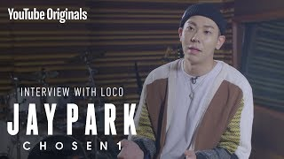 Interview scene with Loco from Jay Park: Chosen1