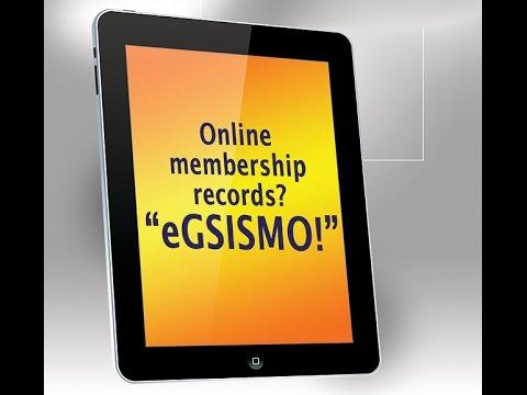 GSIS : eGSISMO