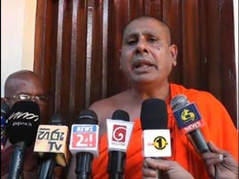 Election chief should take the responsibility - Seelarathana Thero