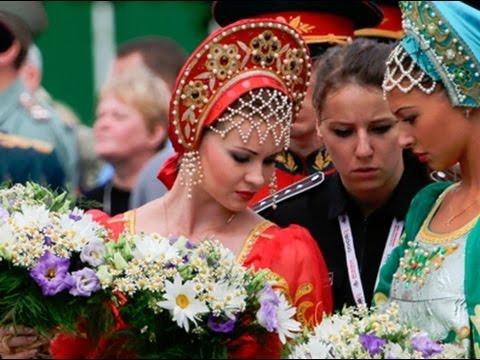 Русские кокошники возвращаются