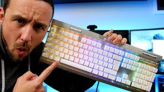 Corsair K70 MK2 Special Edition - Best Gaming Keyboard?