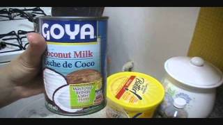 Luau Coconut Pie/pastel De Coco Estilo Luau