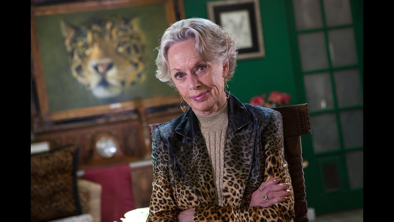 The Fascinating Story Of Tippi Hedren Youtube