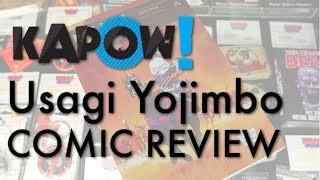 Usagi Yojimbo Kapow! Review