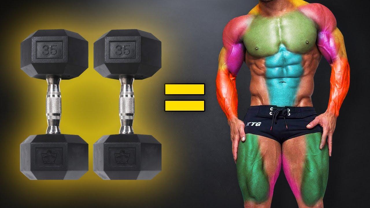 erecție de antrenament muscular